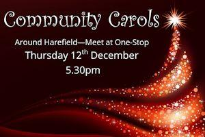 Love Harefield Carols - Web