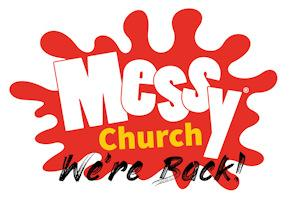 Messy Church We're Back - Web