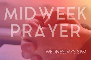 Midweek Prayer - Web