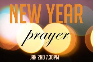 New Year Prayer - Web