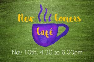 Newcomers Cafe - Web