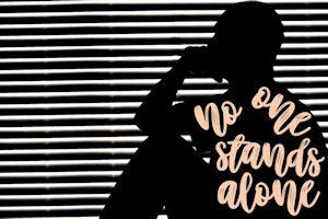 No One Stands Alone - Web