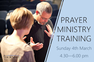 Prayer Ministry Training
